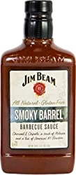 Jim Beam Smoky Barrel Barbecue Sauce