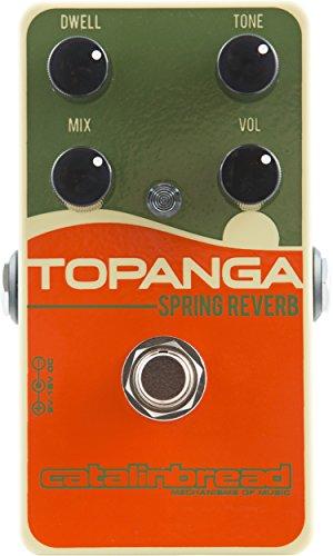 Catalinbread Topanga Spring Reverb Guitar Effects Pedal