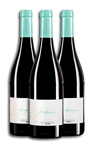 Leyenda del Páramo - El Aprendiz - Vino Premiado - Vino Tinto - Uva Prieto Picudo - Caja de 3 botellas de 75 cl.
