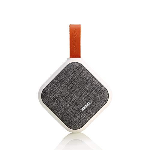 Best Review Of FWRSR Portable Fabric Bluetooth Speaker HD/HiFi/NFC/TF Wireless Waterproof Mini 5W Ba...