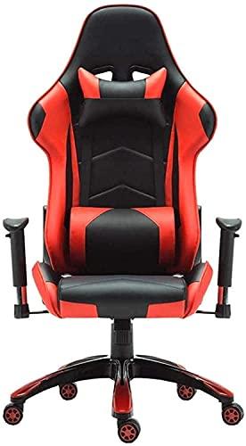 n.g. Wohnzimmerzubehör Spielstuhl Computerstuhl Verstellbare Kopfstütze Lendenwirbelstütze Bürostuhl Kniestuhl