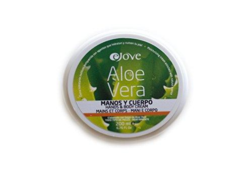 eJove Crema Cuerpo y Manos, 200 ml Aloe Vera - von Gran Canaria