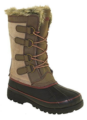 Khombu Andie 2 Women's Winter Boots Tan, 7M