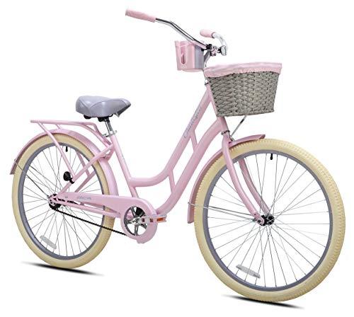 "BCA by Kent 26"" Women's Charleston Cruiser Bike, Pink"
