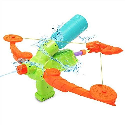 FUNTOK Wasserpistole Armbrust Water Pistol Wassergewehr Spritzpistole Strand Sommer Spielzeug für Kinder