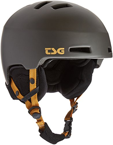 TSG Tweak Solid Color Helm, Satin Slate, L/XL