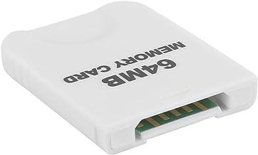 Cartão de memória rápido e seguro, portátil e leve, estável e durável para computador, jogos, (64 MB-branco)