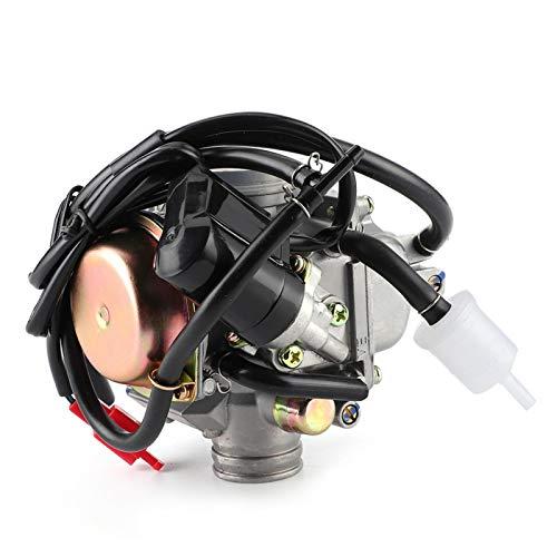 Professioneller ATV-Vergaser mit 24-mm-Vergaser für 4-Takt-ATV-Scooter GY6 PD24J 125CC 150CC