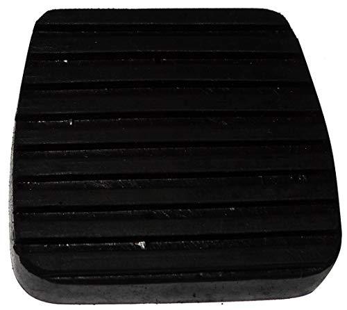 Aerzetix - Rivestimento copertura in gomma del pedale del frizione per auto .