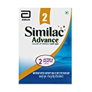 Similac Advance 2 is a spray dried stage 2 follow up infant formula designed for infants from 6 months onward as part of a healthy diet during and after weaning Contains Neuro-nutrients such as Omega 3 and 6 fatty acids (Precursors of DHA & ARA), Cho...