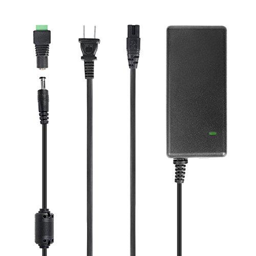 【PSE規格品】Signcomplex ACアダプター 12VDC 2A 汎用ACアダプター DCポート直径5.5x2.1mm LED テープライト ビデオ カメラ 撮影 監視カメラ など用 安全・安定 AC - DC コンバータ DC 電源アダプター最大出力24W スイッチング式 充電器PSE UL証明書