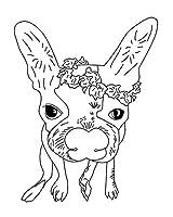 DIYスクラップブッキングフォトアルバム用の10x8かわいい犬透明クリアシリコンスタンプシール装飾クリアスタンプ