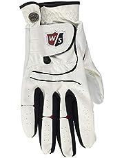 Wilson Heren Grip Plus Golf-Handschoen, Mlh