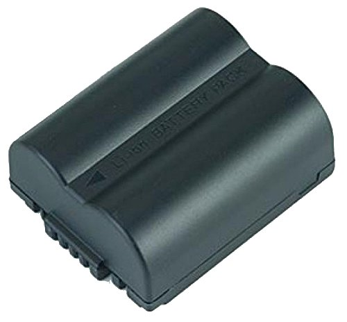 Price comparison product image Hi-quality Replacement Digital Camera Battery for PANASONIC DMC-FZ28EF-K,  DMC-FZ28EF-S,  Lumix DMC-FZ35,  Lumix DMC-FZ35K,  Lumix DMC-FZ38,  Lumix DMC-FZ38K,  PANASONIC Lumix DMC-FZ7,  Lumix DMC-FZ8,  Lumix DMC-FZ18,  Lumix DMC-FZ28,  Lumix DMC-FZ30,  Lumix DMC-FZ50 Series,  Compatible Part Numbers: BP-DC5 J,  BP-DC5 U,  CGA-S006,  CGA-S006E,  CGA-S006E / 1B,  CGR-S006,  CGR-S006A / 1B,  CGR-S006E,  CGR-S006E / 1B,  DMW-BMA7