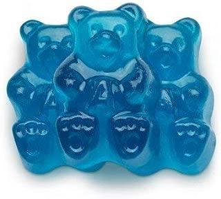 FirstChoiceCandy Albanese Gummi Bears (Blue Raspberry, 2 LB)