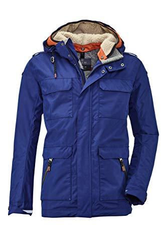G.I.G.A. DX Limitlos Mn Jckt A - Chaqueta para hombre con capucha desmontable, Hombre, Chaqueta funcional casual con capucha desmontable., 35929-000, azul oscuro, medium