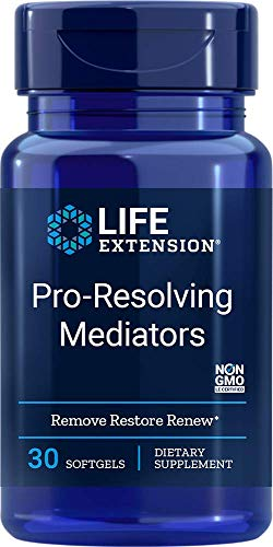 Life Extension Pro-Resolving Mediators, 30 Count (Packaging may vary)