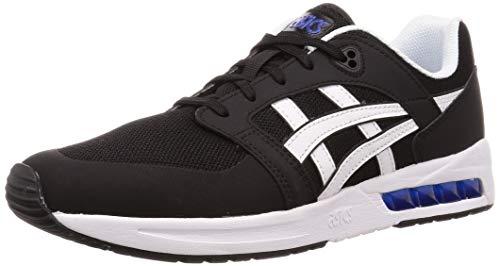 ASICS GELSAGA SOU Sneaker Herren schwarz/weiß, 11 US - 45 EU