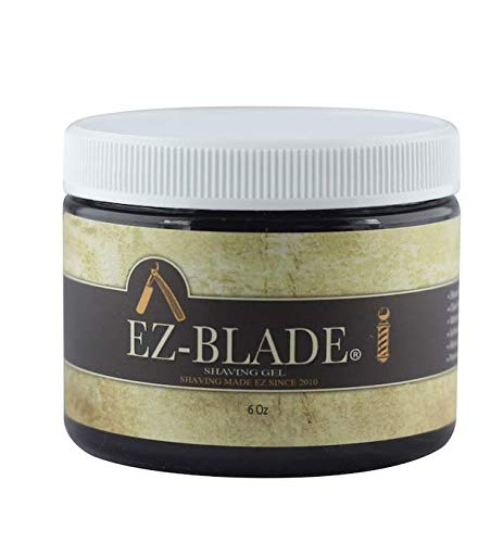 EZ BLADE Shaving Gel (6 oz)