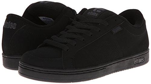 Etnies Kingpin Men Skateboarding Shoes,Black (003-Black/Black 003)10 UK, (45 EU)