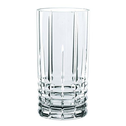 Spiegelau & Nachtmann, 4-teiliges Longdrink-Set, Kristallglas, 445 ml, Highland, 0097784-0 - 7