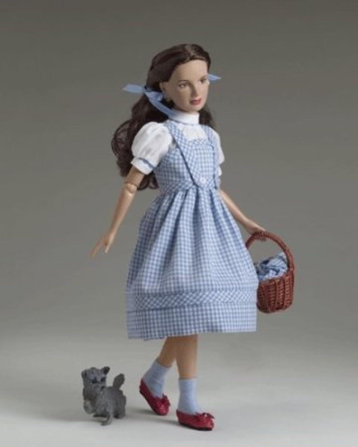 ぼかす刻む信じるDorothy from the Wizard of Oz by Robert Tonner ドール 人形 フィギュア(並行輸入)