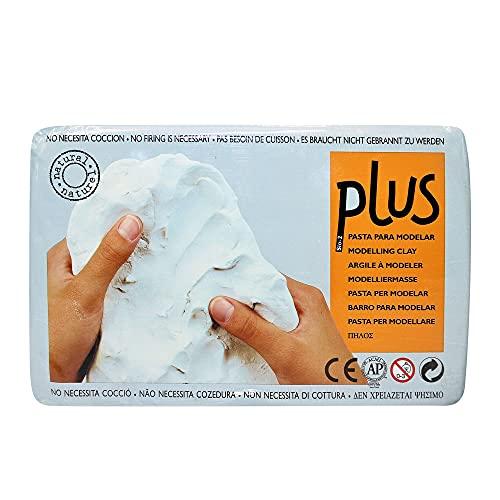 Activa Plus Argile Naturelle Autétrifiante Blanc 1,0 kg