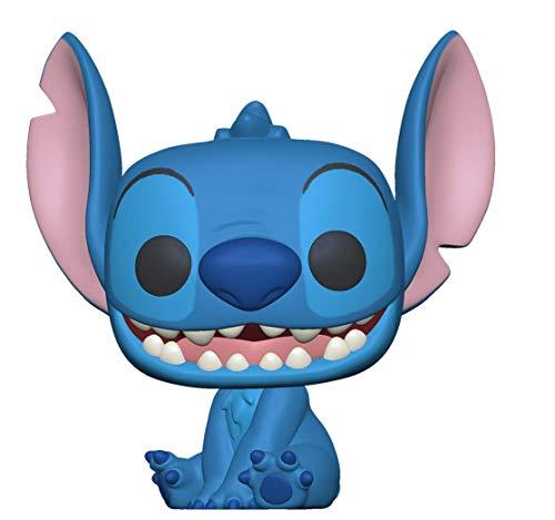 Funko 55618 POP Jumbo: Lilo and Stitch- Stitch