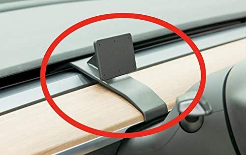 Brodit ProClip 855497 - Soporte de Coche para vehículos con Volante a la Izquierda, Apto para Todos los Soportes Brodit