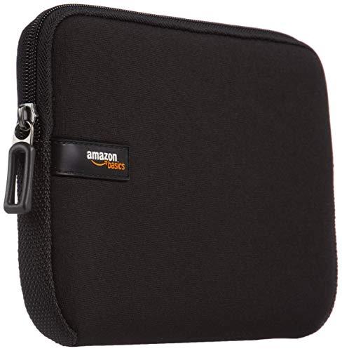"""Amazon Basics DZS1311196 - Funda para ordenadores portátiles (8""""), color negro"""