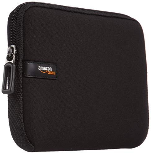 AmazonBasics 15 to 15.6-Inch Laptop Sleeve - Blue