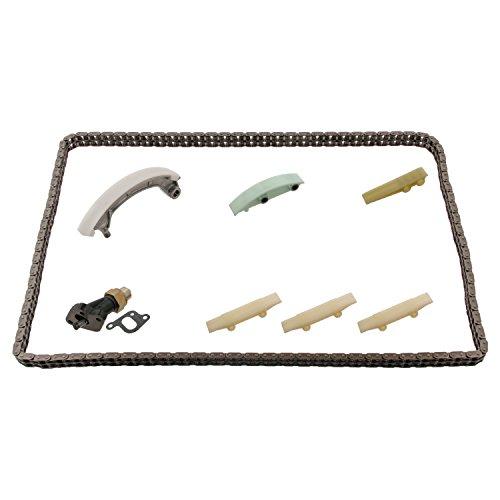 Febi Bilstein 30310 Stuurkettingset voor nokkenas, met glijrails en kettingspanner, 1 stuk