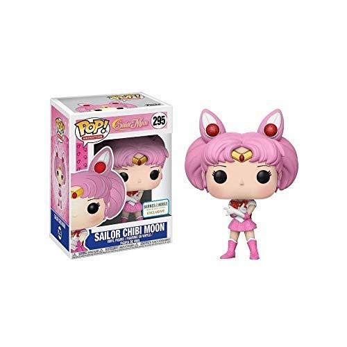 Figura Pop! Sailor Moon Chibi Moon Sparkle Glitter Exclusive