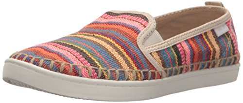 Sanuk Women's Brook Tx Slip-on Loafer,cabaret kauai blanket,06 M US
