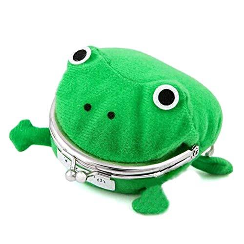 cluis Anime Naruto Shippuden Cosplay Plüsch Frosch Geldbörse Portemonnaie Kleingeld Tasche, lustige Plüschtier