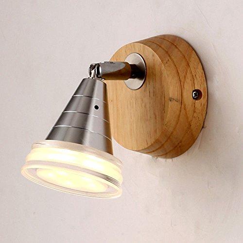 JJZHG Wandlamp, waterdicht, wandverlichting, bedlamp, nachtlampje, restaurant, balkon, gang, wandlamp, ledlicht bevat: wandlamp, stoere wandlampen, wandlampen design