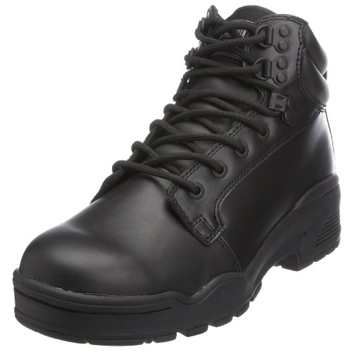 Magnum 11891/069 - Botas de cuero unisex, color negro, talla 46