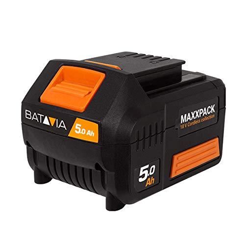 Batavia 7063735 Maxxpack - Batería (5 Ah, 18 V)