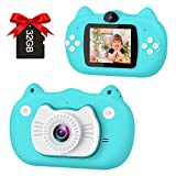 Product Image of the GKTZ Kids' Dual Lens Video Camera