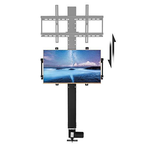 OldFe 80kg Da 81-152cm TV LED LCD Motorizzato Con Supporto TV Sollevamento Tempi Staffa Per Risparmiare Spazio Con Telecomando 220V Elettrico Plasma LCD TV Lift Supporto TV Regolabile