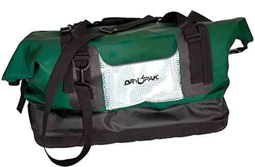 DRY PAK Waterproof Duffel, XL, Green