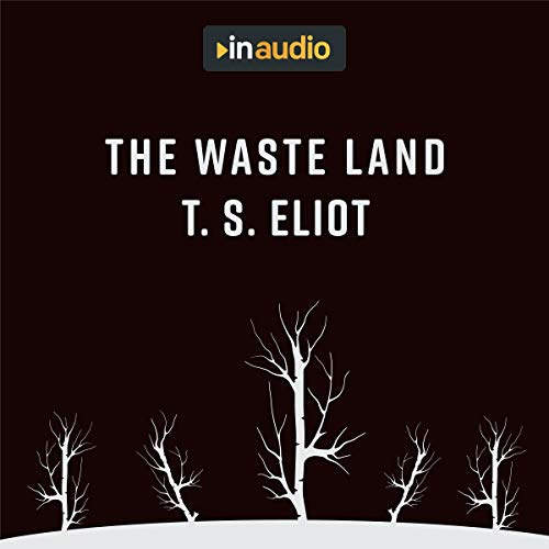 The Waste Land audiobook cover art