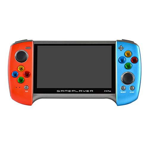 Consola De Juegos Portátil, Reproductor De Juegos Retro con 10,000 Juegos Clásicos De...