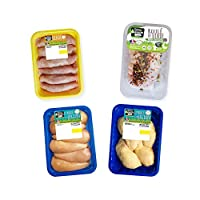 L'ASSORTIMENT FAMILIAL - Pour réunir et ravir toute la famille, pensez à cet assortiment : du roulé de dinde farci aux olives aux découpes de poulet et dinde, vous allez faire plaisir à tous ! COMPOSITION DE L'ASSORTIMENT - Vous recevrez une box cont...