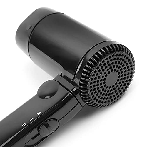 DOUBEI Soplador de Calentador de Coches Segundo Engranaje Plegable Secador de Pelo Portátil Portátil Secador de Cabello Secador de Pelo frío y frío