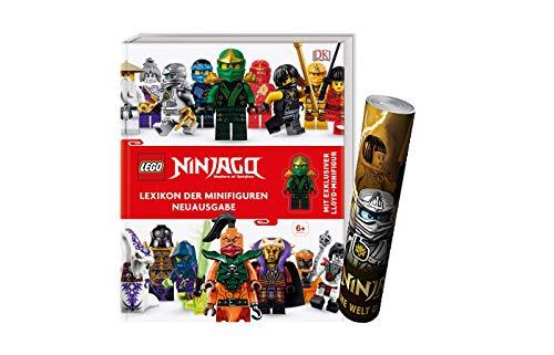 Buchspielbox Lego® NINJAGO® Lexikon der Minifiguren + Mit exklusiver Lloyd-Minifigur + Lego® NINJAGO® Poster by Collectix
