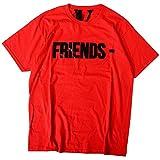 VLONE ヴィーロン ヴィーローン Tシャツ 半袖 フレンズ FRIENDS TEE S/S RED/BLACK FRIENDS-SST-RB
