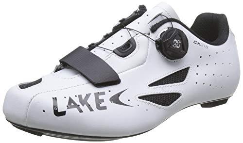 Lake CX218-x, Unisex Adulto, L3013091, Bianco, 42