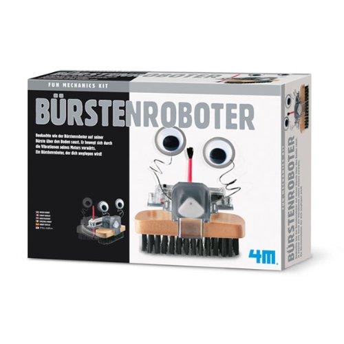 4M 663282 - Bürstenroboter
