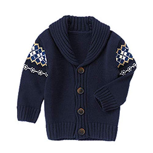 Gymboree - Suéter Bebe - Blue, 18-24 meses, Clothing